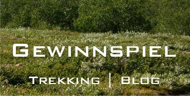 Gewinnspiel beim Trekking Blog