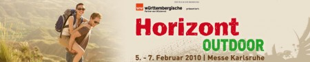 Horizont OUTDOOR Messe in Karlsruhe