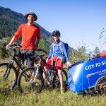 City to Summit – elf Tage Abenteuer vor der Haustür