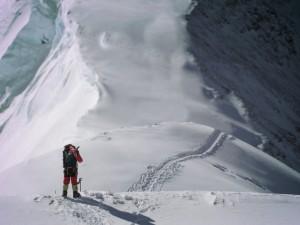 Levpist am Mount Everest