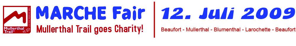Marche Fair - Wandern für den wohltätigen Zweck