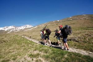 Mountain Skyver - Der Bergsportroller