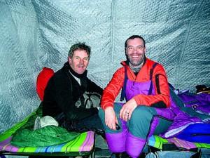 Der Nordpol Marathon 2009