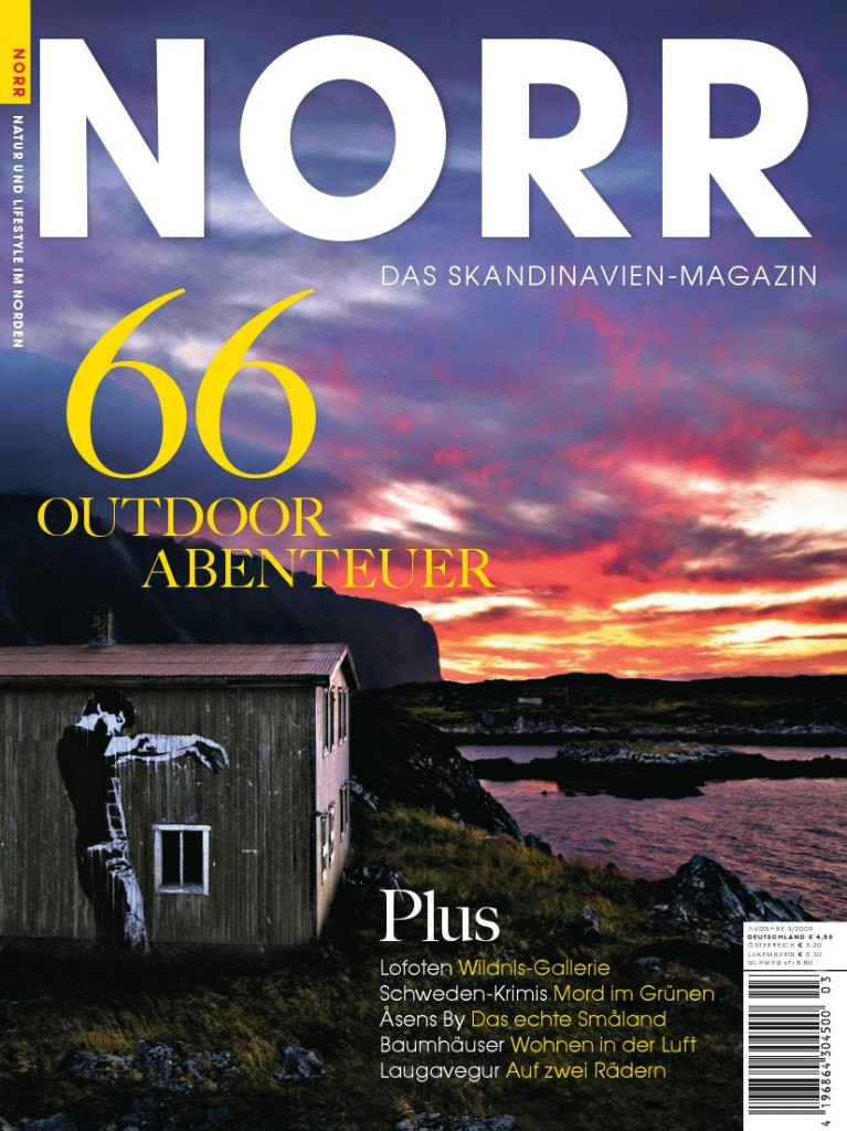 NORR - Das Skandinavien-Magazin