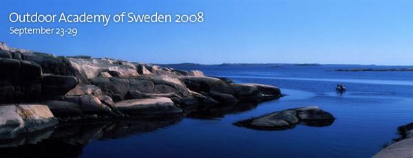 Outdoor Academy of Sweden 2008