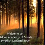 Outdoor Academy of Sweden 2009