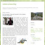 Blog Vorstellung #19 : outdoor-presse.blog