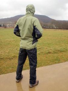 Berghaus Regenausrüstung – Erstes Fazit