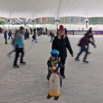 GORE-TEX Big Days – Phils erste Versuche auf der Eisbahn