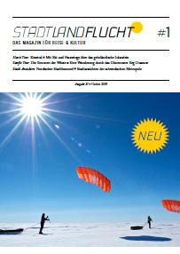 StadtLandFlucht - Das Magazin für Reise & Kultur